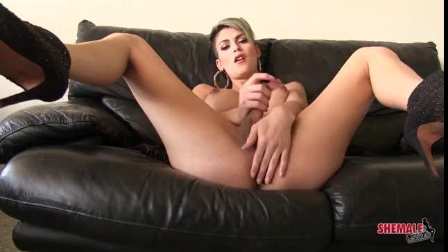 Ebony Gets Monster Cock